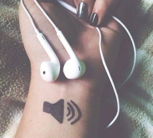 Music inside me